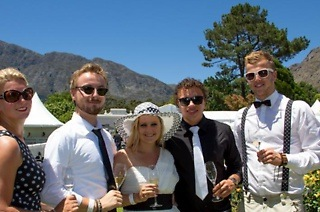 Ticket to Franschhoek Bastille Festival Main Marquee - Sunday for R239 at Franschhoek Wine Valley (40% Off)