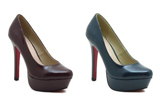 Zoom Salie Ladies Platform Heel for R149 Including Delivery (70% Off)
