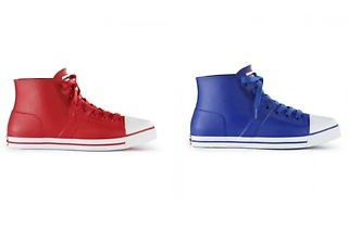 Hunter Millbank Kids Pillar Box Sneakers for R375 Including Delivery (32% Off)
