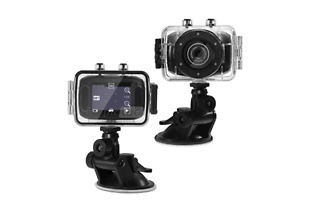 HD Extreme Sports Action Camera for R499 Including Delivery (62% Off)