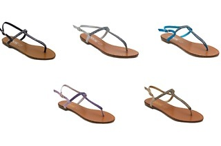 Zoom Carmein T-Bar Sandals for R129 Including Delivery (54% Off)