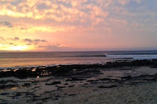 Jeffrey's Bay: Two or Three-Night Stay for Two People at Jbay Sky Surfers Inn