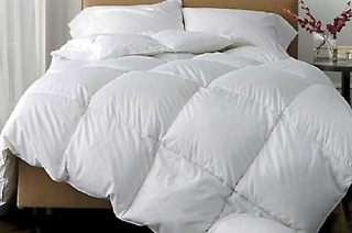 Synthetic Goose Down Duvet from R499 Including Delivery (Up to 44% Off)