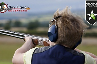 Any Pizza to Share and Clay Pigeon Shooting from R237 at Slaley Private Estate and (40% Off)
