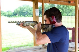 Gun Range Shooting with Ammo and Firearms from R199 at 4Guns Shooting Range & Club (Up to 51% Off)