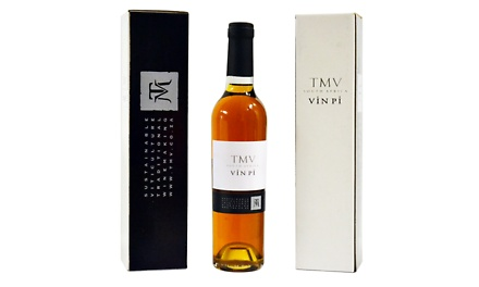 Platter 4 ½ Star TMV Vin Pi Sweet Wine Giftpack for R799 Including Delivery (58% Off)