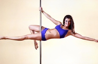 Pole Dancing Classes from R60 at Dance 4 Fitness (Up to 52% Off)