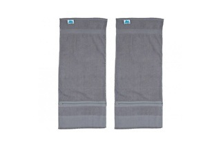 Terra Sports Set of Two Sports Towels with Zip Pockets for R169 Including Delivery (23% Off)