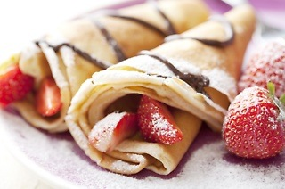Sweet or Savoury Pancakes and Cappuccino from R74 at Cereal Killer Café (Up to 46% Off)