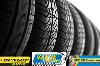 Dunlop 4x4 and Bridgestone High Performance Tyres from R489 at Value Tyre Group Fitment Centres