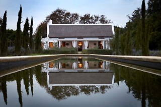 Cape Winelands: One or Two-Night Weekend or Weekday Stay for Two Including Breakfast at Hawksmoor House