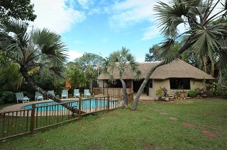KwaZulu-Natal: Two or Three-Night Self-Catering Stay for Up to Four Adults and Two Kids at The Merry Crab Beach Lodge