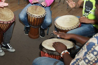 Drumming Classes from R125 with Juma Drums (Up to 52% Off)
