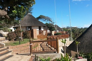 Port Shepstone: Four or Seven-Night Self-Catering Stay for Six People at Banana Beach Holiday Resort