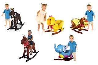Rocking Animals for R479 Including Delivery (20% Off)