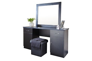 Mirrored Bedroom Dressing Table for R1999 Including Delivery (52% Off)