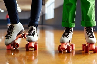 Roller Skating Access from R100 at Rolling Cherry (50% Off)