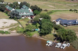 Breede River: Two-Night Stay for Two at Malagas Hotel