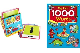 My 1st 1000 Words Plus Flash Cards for R259 Including Delivery (46% Off)