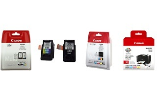 Canon Ink Cartridges Multi-Packs from R399 Including Delivery (Up to 15% Off)