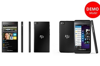 Demo Blackberry Z3 or Z10 Cellphone from R1 699 Including Delivery (Up to 40% Off)