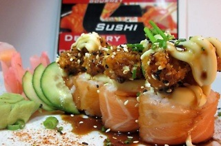 Sushi Platters for Delivery From R99 at CA Gourmet Sushi