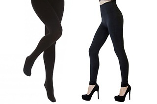 Set of Two Ladies Thermal Winter Leggings for R199 Including Delivery (50% Off)