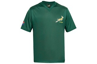 Official SA Rugby Bok Day T-Shirt from R229 Including Delivery (Up to 38% Off)