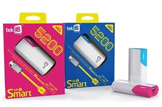 Tek88 Powerbanks for R239 Including Delivery (32% Off)