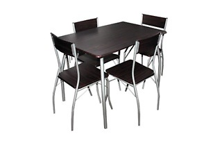 Kayla Five-Piece Dining Set for R1 799 Including Delivery (10% Off)