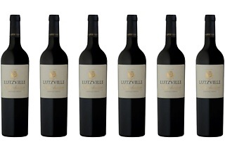 Six Bottles of Lutzville The Diamond Collection Ebenhaeser Red Blend for R399 Including Delivery (45% Off)