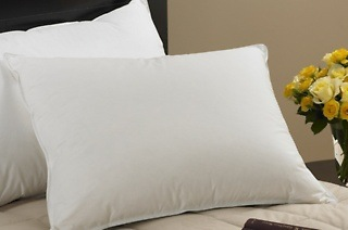 Duck Feather Pillow for R259 Including Delivery (42% Off)
