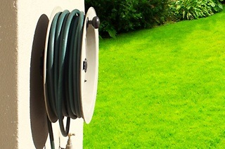 Nimbus 2020 Garden Hose Reel and Accessories for R599 Including Delivery (33% Off)