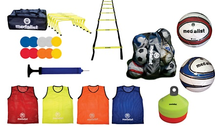 Soccer Training Kit for R1499 Including Delivery (31% Off)