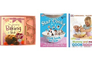 Children's Cooking Set of Three for R259 Including Delivery (55% Off)