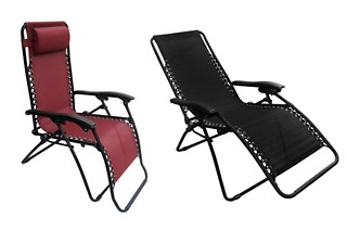 Hazlo Foldable Zero Gravity Chair for R699 Including Delivery (30% Off)