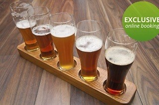 Jozi Brewery Tour of Three Craft Breweries for R300 with Jozi Beer Tours (25% Off)
