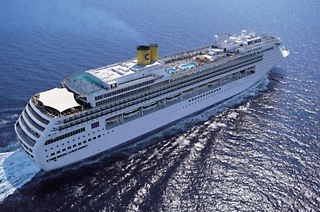 Luxury Cruise: 10-Night Japan, Hong Kong, China, Vietnam and Singapore Night Cruise for Two Aboard the Costa Victoria