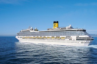 Luxury Cruise: Seven-Night Dubai, Oman and United Arab Emirates Cruise for Two People Aboard the Costa Fortuna