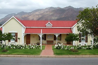 Montagu: Two or Three-Night Weekend or Weekday Stay for Two People at John Montagu Guest House