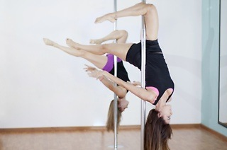 One Month of Pole Dancing Lessons from R299 at Steel Divas Lonehill (Up to 57% Off)