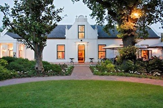 Somerset West: One or Two-Night Stay for Two with Meals, Wine, Vouchers and Activities with Guru Tours