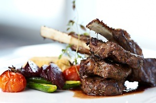 Any Menu Item with a Choice of Sides from R180 at The Chef and The Fat Man (Up to 57% Off)