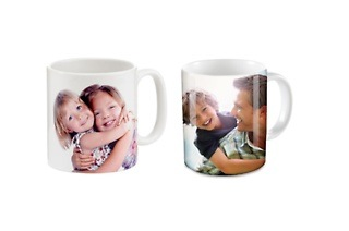 Personalised White Premium Mug from R79 with The Gift Factory (Up to 42% Off)
