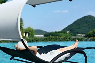 Sergio Double Rocking Sun Lounger for R3 999 Including Delivery (23% Off)