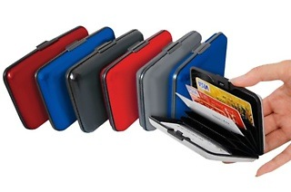 Aluma Wallet for R129 Including Delivery (45% Off)