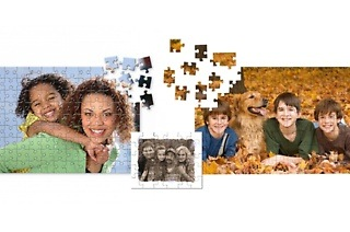 Personalised Wooden Photo Puzzle from R99 with The Gift Factory (Up to 50% Off)