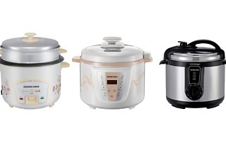 Selection of Pressure Cookers from R399 Including Delivery (Up to 60%)