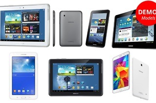 DEMO - Samsung Galaxy Tab Selection from R1 999 Including Delivery (Up to 31% Off)