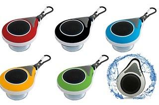Bluetooth Shower Speaker for R329 Including Delivery (45% Off)